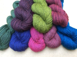 Narfi - Icelandic 2-ply in brilliant colors