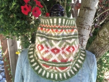 Inca Trails Cowl
